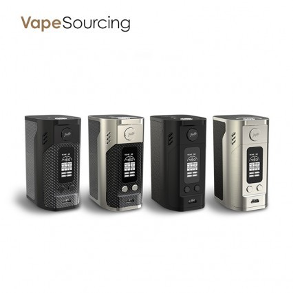 Upgradable Firmware Multiple Colors Reuleaux RX 300 Wismec rx300 e cig 300w Mod In Stock