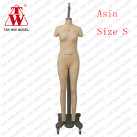 Lowest price clothing female fashion life size manikin for sale