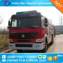 airport Fire Fighting Vehicle /Water Tank Fire Fighting Truck