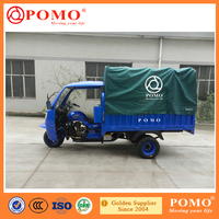 A variety of colors Three-Wheeled Motor Vehicle Open Body Type Adult Tricycle For Sale