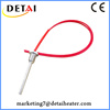 High Watts Density Circulating Water Heat Element Cartridge Heater With Thermocouple