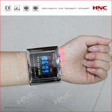 Best Selling High Blood Pressure Laser Therapy Wrist Watch