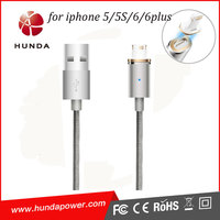 for iphone magnet adapter auto update ios9 data magnetic cable 2a fast charging