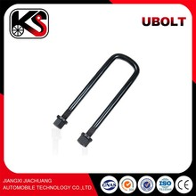 Hot Sale Made in China European Truck Spring MAN U Bolt with nuts