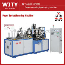 Fast Speed Paper Bucket Forming Machine (single plate)