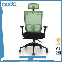 Replica High quality Charles and Ray nylon frame executive swivel low back full mesh office chair