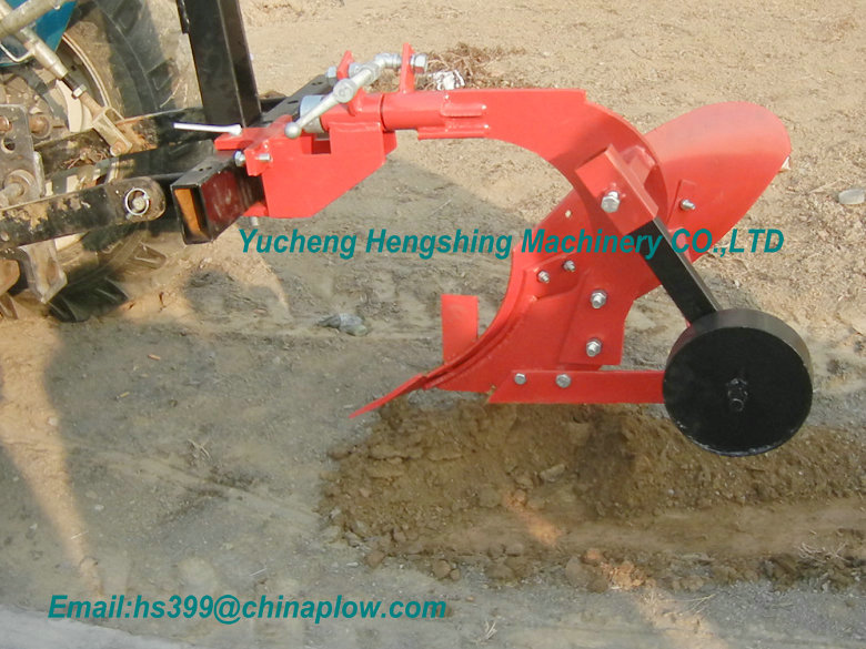 Top quality agriculture mini farm tractor plow with cheap price