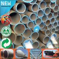 China Supplier din 1654 alloy steel pipe steel tube