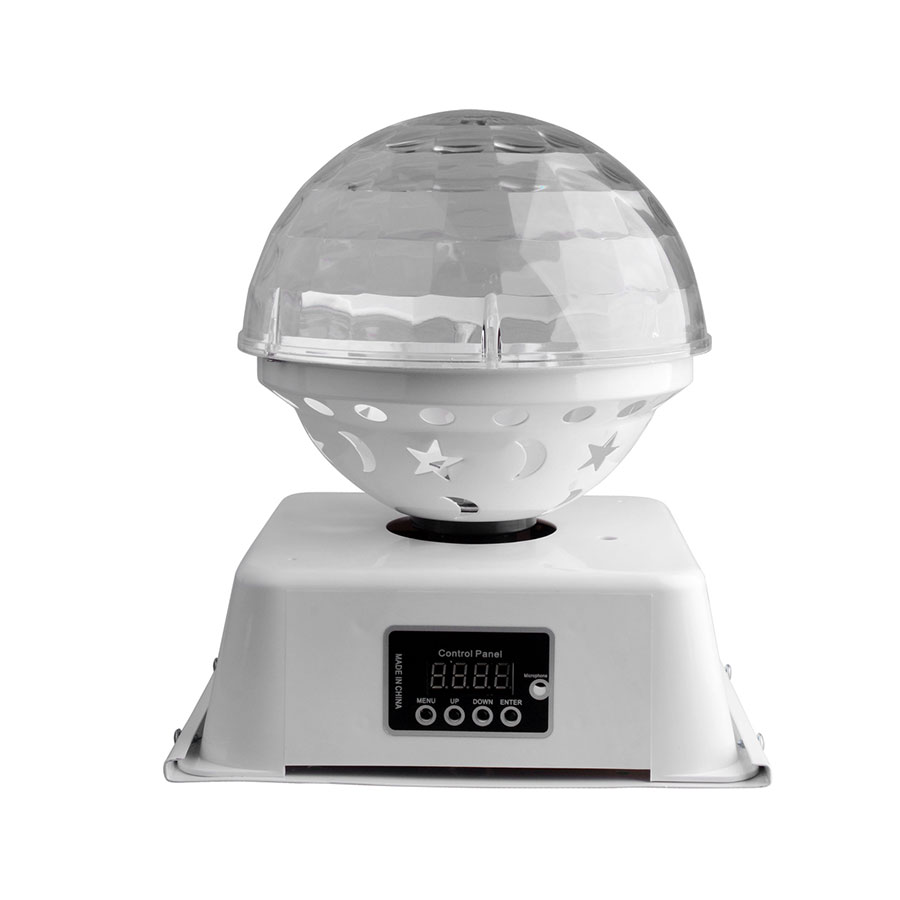 Crystal <strong>led</strong> magic ball light dj club ktv stage decoration <strong>led</strong> light