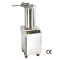 BPKA.SF350 BUTCHERS PRIDE stainless steel 490kg/hr Hydraulic Sausage Fillers