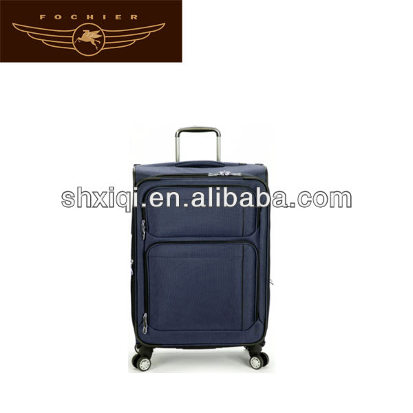 eva polyester luggage expensive trolley bag luggage