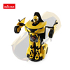 Rastar new product radio control toys rc car transform robot