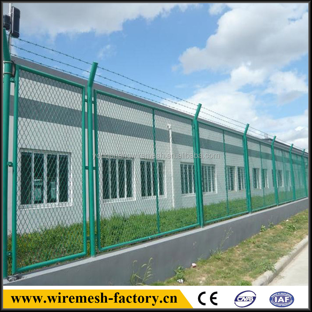 Competitive Price Super Quality Expanded Metal Fence Made By Yongchang