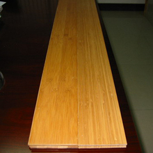 High gloss strand woven bamboo flooring