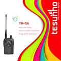 TESUNHO TH-Q6 long range PC programmable fashionable handheld bicycle portable interphone