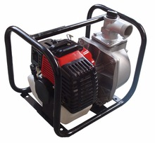 Low Noise Agriculture Irrigation Gasoline Engine Manual Hand Water Pump Competitive Price