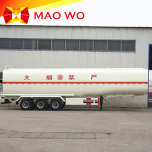 High quality 36000 litres fuel tanker semi trailer for sale