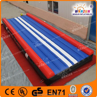 inflatable exercise mat