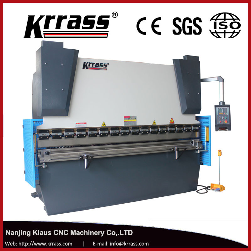 WC67Y-63ton 2500mm metal sheet bending machine , machine for cut and bend iron