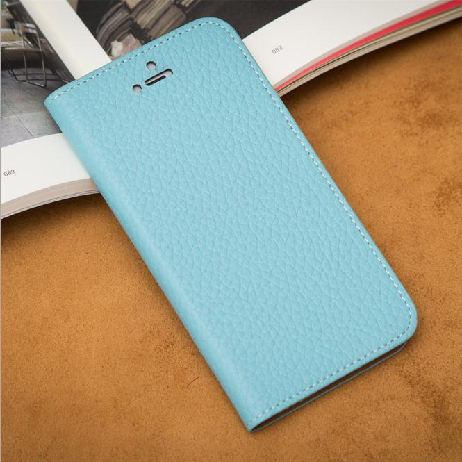 for iphone4/4s sublimation leather flip phone case fur phone case