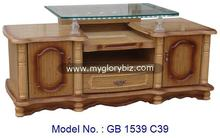 Wooden Special Design TV Stand With Glass Furniture, furniture tv stand corner, l shaped cabinet wooden lcd design unit