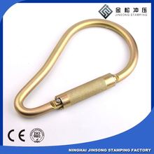 2017 new style factory supply carabiner keychain