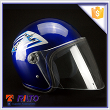 Hot sale Blue unique motorcycle helmet for sale