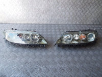 USED JDM HID Xenon Silver Headlights Lights OEM for 01-07 6 M6 Atenza GG3S GG3P Grappe