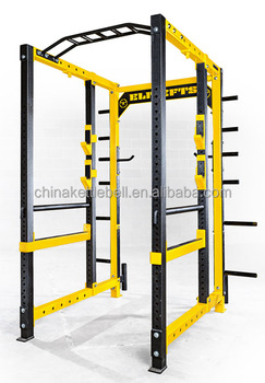 Hot Sale Fitness Gym Equipment Power Rack