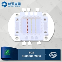 LED manufacturer supplied good quality high power 30W rgb LED chip