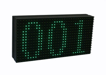 parking led display