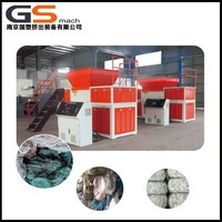 Chinese manufacture plastic shredder/bubble wrap film crusher