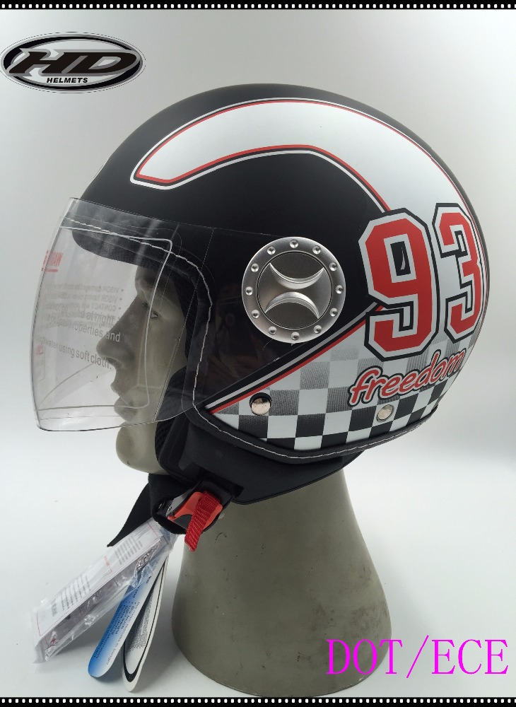 HD Italy scooter helmet with ECE standard HD-592