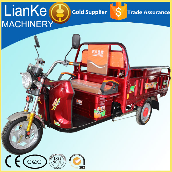 electric tricycle with FORM F/ FORM E /cargo electric tricycle with FTA