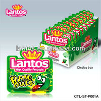 LANTOS BRAND hard candy 5g pop rocks popping candy for hot sale internationally