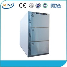 MINA-HH02C New Model Mortuary Body Refrigerators