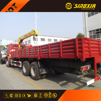 truck mounted crane for sale at cheap price