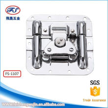 Flight case hardware fitting butterfly latch lock,Flight case recessed butterfly latch,Flight case padlock