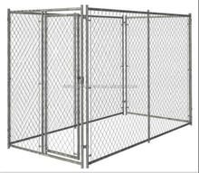 5ftx6ftx10ft Large Galvanized Chain Link Dog Run Kennel/Dog Kennel