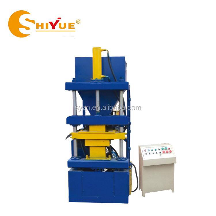 LY1-10 cheap price promotion earth soil cement interlocking brick making machine