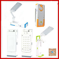 GG-1988 Variety Multi-function Folding rechargeable led desk lamp