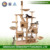 Manufacture Natural Cat Scratching Tree & Sisal Cat Tree