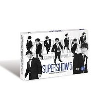 [DVD] Super Junior - World Tour in Seoul [Super Show5]