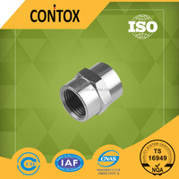 B411 PSF brass transition female hose connector,threaded pneumatic hydraulic adapter