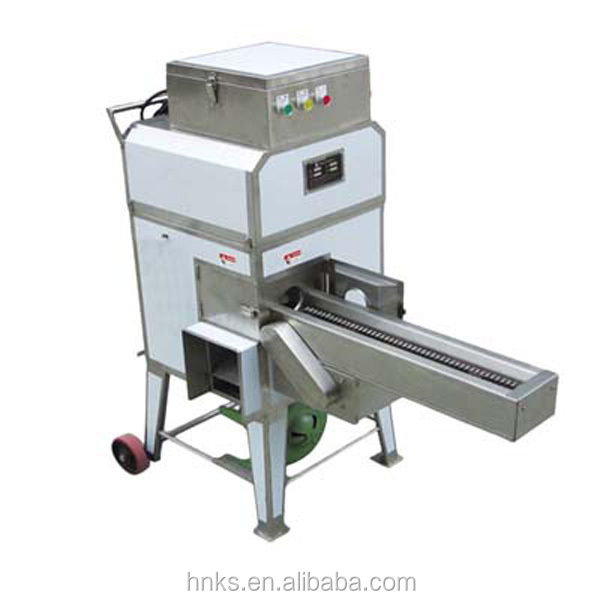 Fatory price sweet corn threshing machine on sale