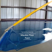 Maydos cement low price floor epoxy paint for parking garage