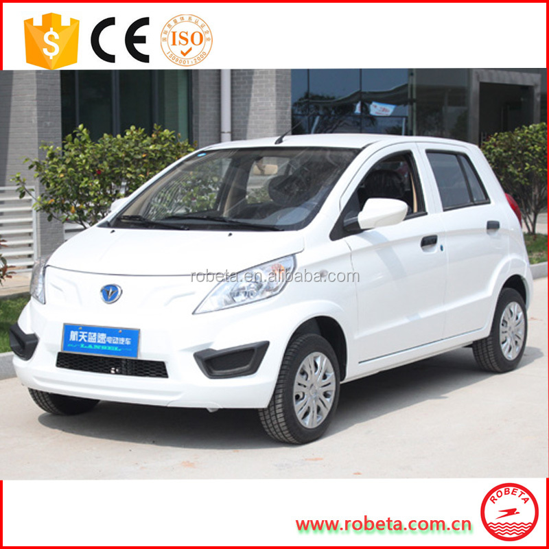 4 seats hot sale Mini electric car Long March electric sedan from china