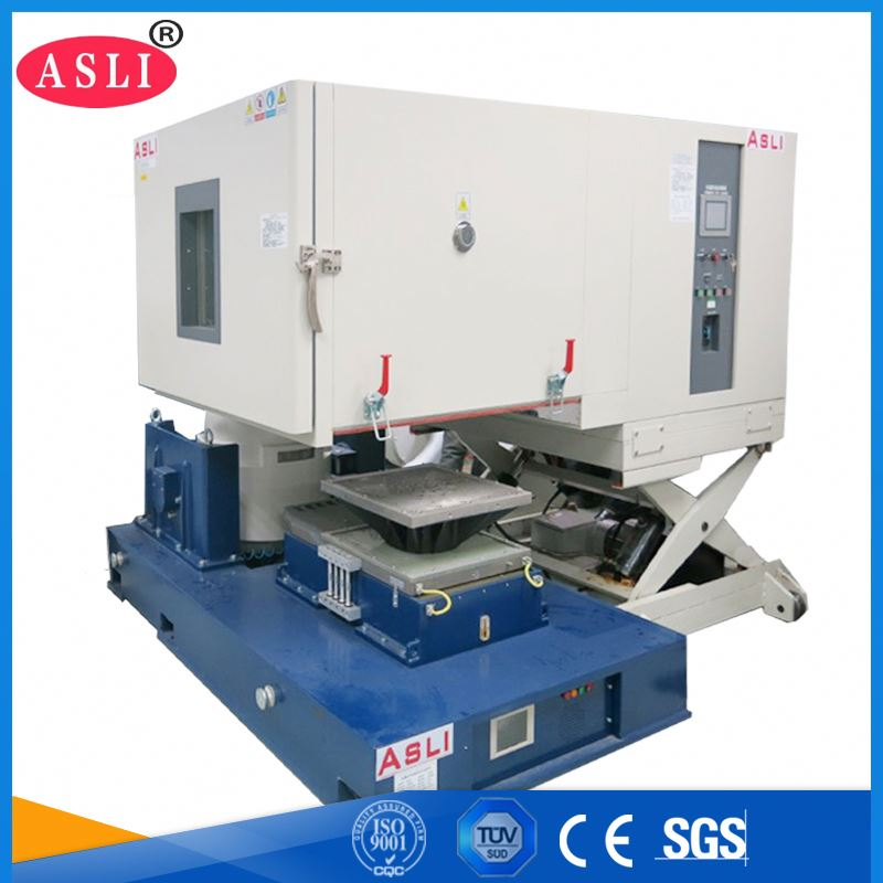 low temperature humidity vibration combined test machine
