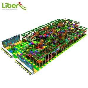 CE Certificated kid soft play equipment maze indoor playground