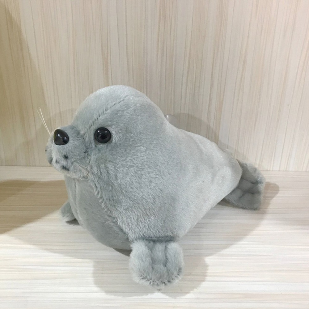 Wholesale High Quality Large Sea Animal Stuffed Plush Seal Toys Lovely Soft Anime Plush Toys